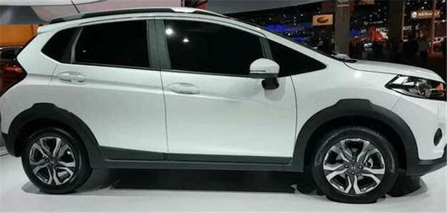 本田SUV领域又一突破,外观帅气动力嗷嗷叫,关键油耗4毛不足8万