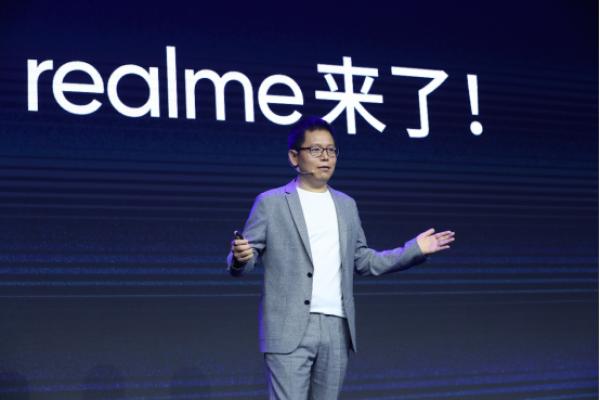 专访realme 创始人李炳忠:不打价格战 只为消费者带来惊喜