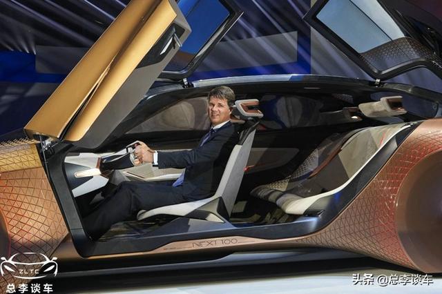 开宝马坐奔驰,宝马集团的董事长坐什么车?