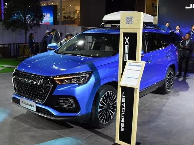 奇瑞大7座SUV曝光!尺寸超汉兰达,今年上市,售价不到10万
