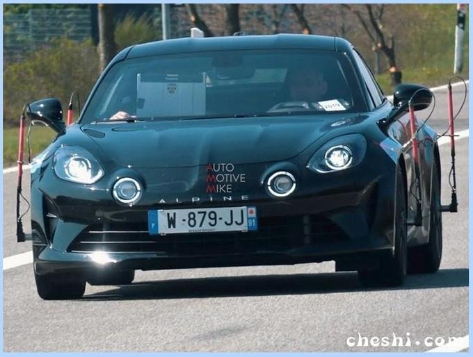 为何国人只认丰田86?雷诺新款跑车实拍曝光,动力系统再升级