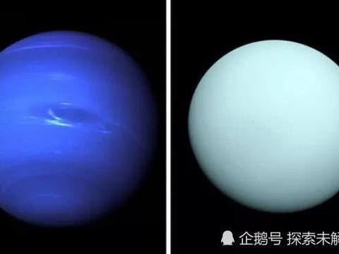 """最神秘的行星!NASA想要探测天王星和海王星的""""冰冻大气层"""""""