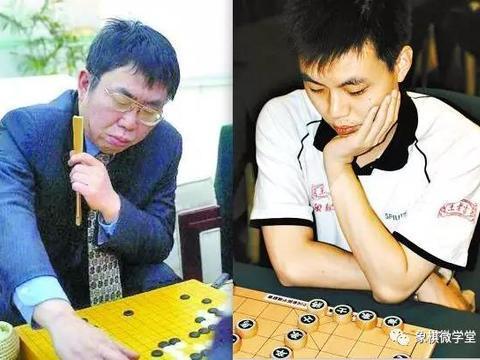 许银川让九子强杀聂卫平 | 孩子是学象棋还是学围棋?