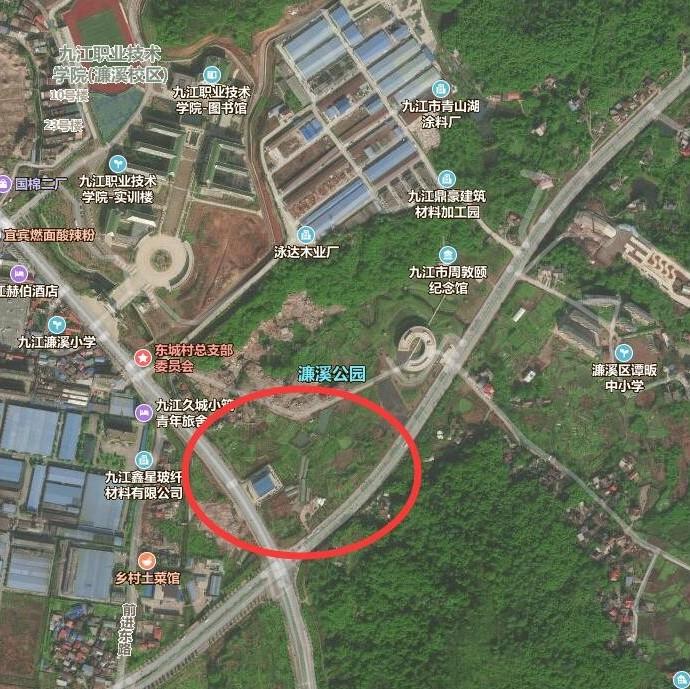 九江市濂溪区一处安置小区选址获批 项目位于这儿…