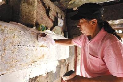 古建修复匠人吴书瑞:恢复古韵就是最好的文保