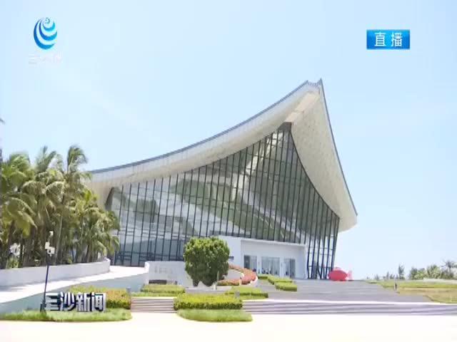 中国(海南)南海博物馆:游客首次走进修复室 探秘古陶瓷_三沙新闻_海南网络广播电视台