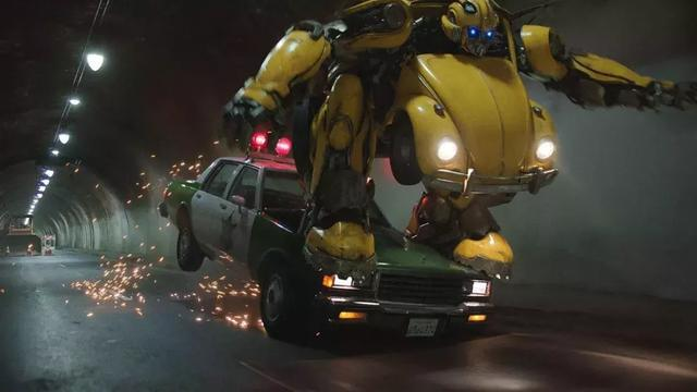 hi大黄蜂——电影和汽车的故事:大黄蜂到底是什么车?