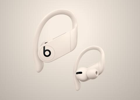 苹果全新无线耳机Powerbeats Pro上架,试了才知道这么好用