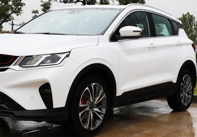 最适合年轻人的国产SUV,7.7秒破百不到9万,上市半年卖了7万辆