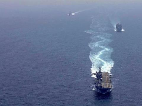 出兵12万?美代防长提出最新军事计划,要向伊朗动手了吗?