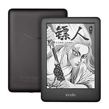 亚马逊青春版Kindle:带阅读灯的顶配体验