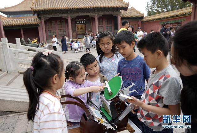 故宫开展多项活动庆祝国际博物馆日