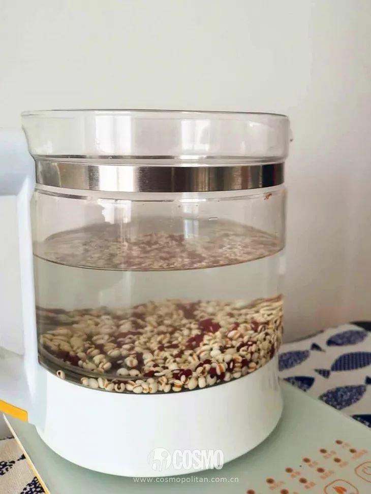 巨好喝 | 想学霍思燕喝红豆薏米水瘦五斤,结果。。。