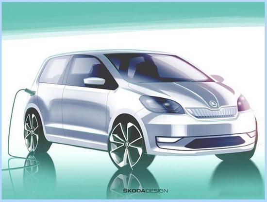 5天后亮相 大众旗下品牌首款纯电动汽车 或18万元起售