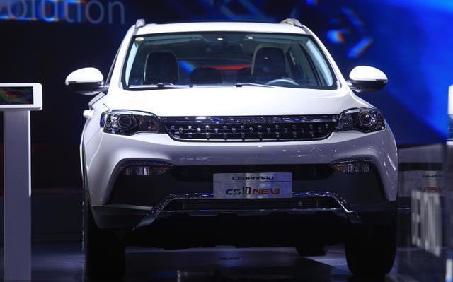 7.98万元的起售价诚意满满,猎豹汽车新CS10值得买吗?
