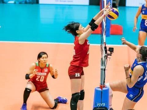日本队故意放水淘汰中国队?3-0大胜意大利,决赛对阵波兰见真章