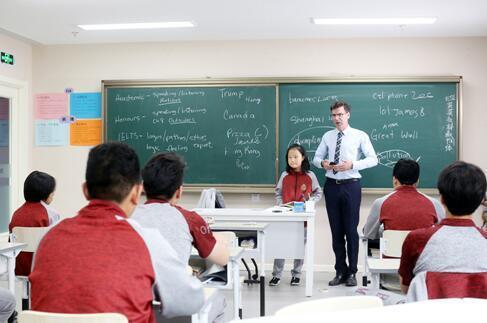 国际学校择校必读:走近明诚 走进课堂