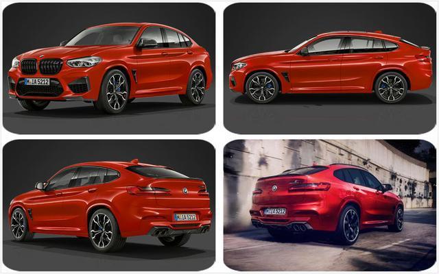 每一条路线上都有卓越的性能!百公里加速只4.1秒的BMW X3/X4