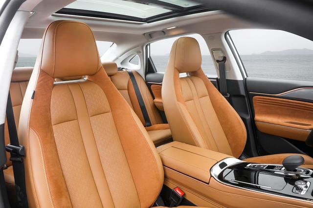 行驶质感舒适,适合家用,广汽新能源Aion S试驾体验短评