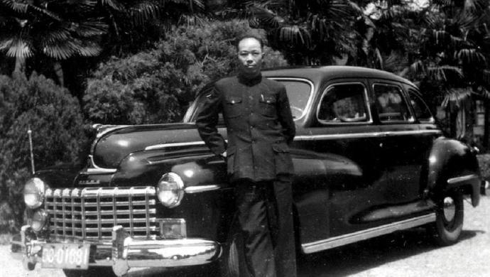 解放上海战役,他负责保障军需物资,新中国成立,他主持第一辆国产凤凰牌汽车试制成功
