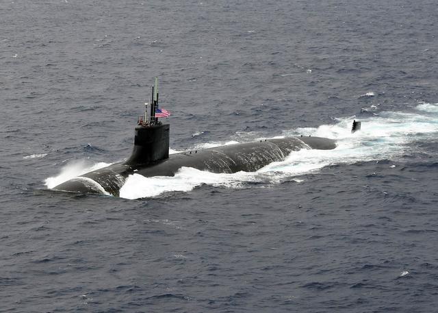 """美军潜艇内部流传32名女兵""""强奸名单"""",含外貌等信息评论露骨"""