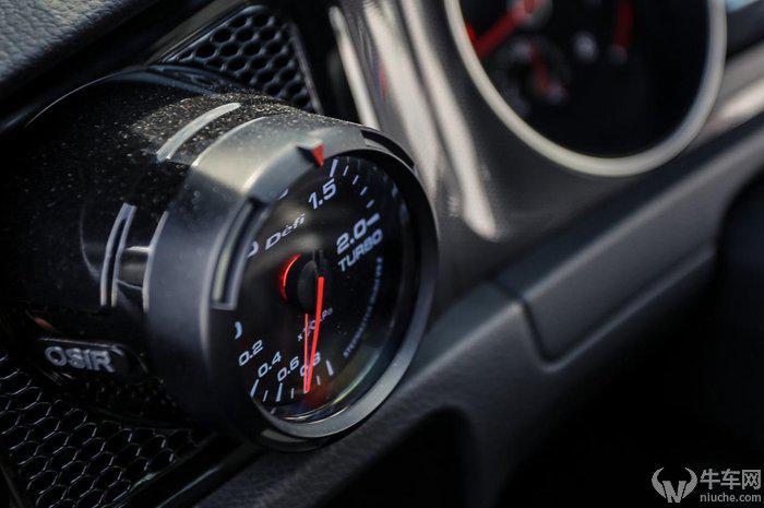 涡轮+程序双提升 第七代高尔夫GTI重改升级