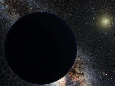 太阳系中是否存在大型未知天体?