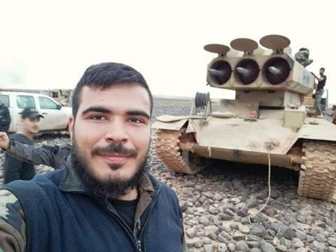 36门500毫米重炮开火,叛军阵地一片火海,阿萨德下令必须获胜