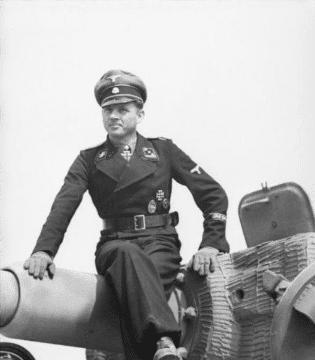 二战时德国王牌坦克手魏特曼死因成谜