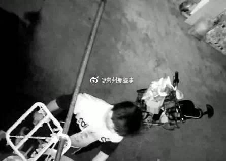 贵州一男子专偷女士内衣 周边都被他偷遍