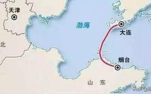 3000亿超级工程!渤海湾跨海通道规划已报批国家发改委