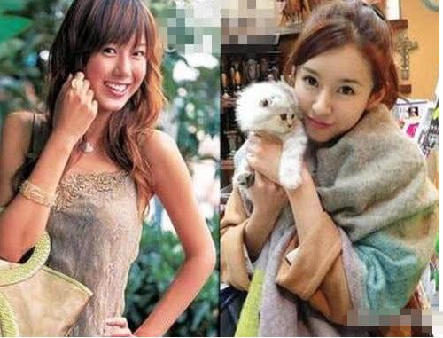 陈赫35岁现任撞上33岁前任,仅2岁之差,网友:妇女与少女!