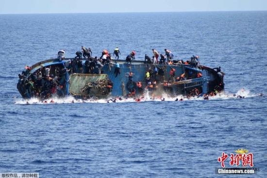 意拟对搜救难民的非政府组织船罚款 遭联合国谴责