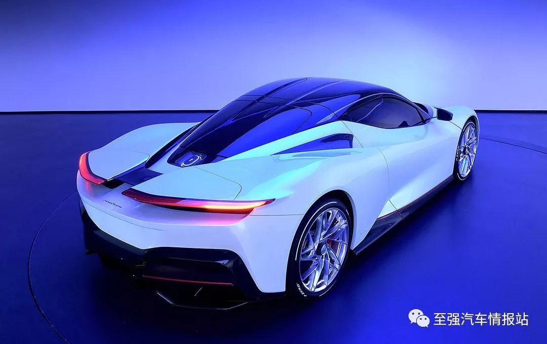 现代起亚斥资九千万美元入股高性能电动车生产商 Rimac