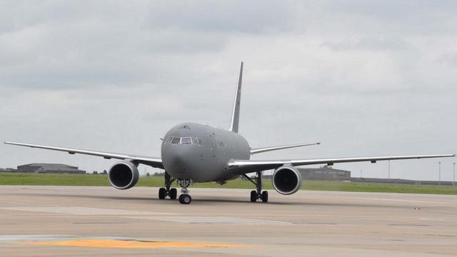 4个月换装9架,美国空军空中加油机列装速度太恐怖