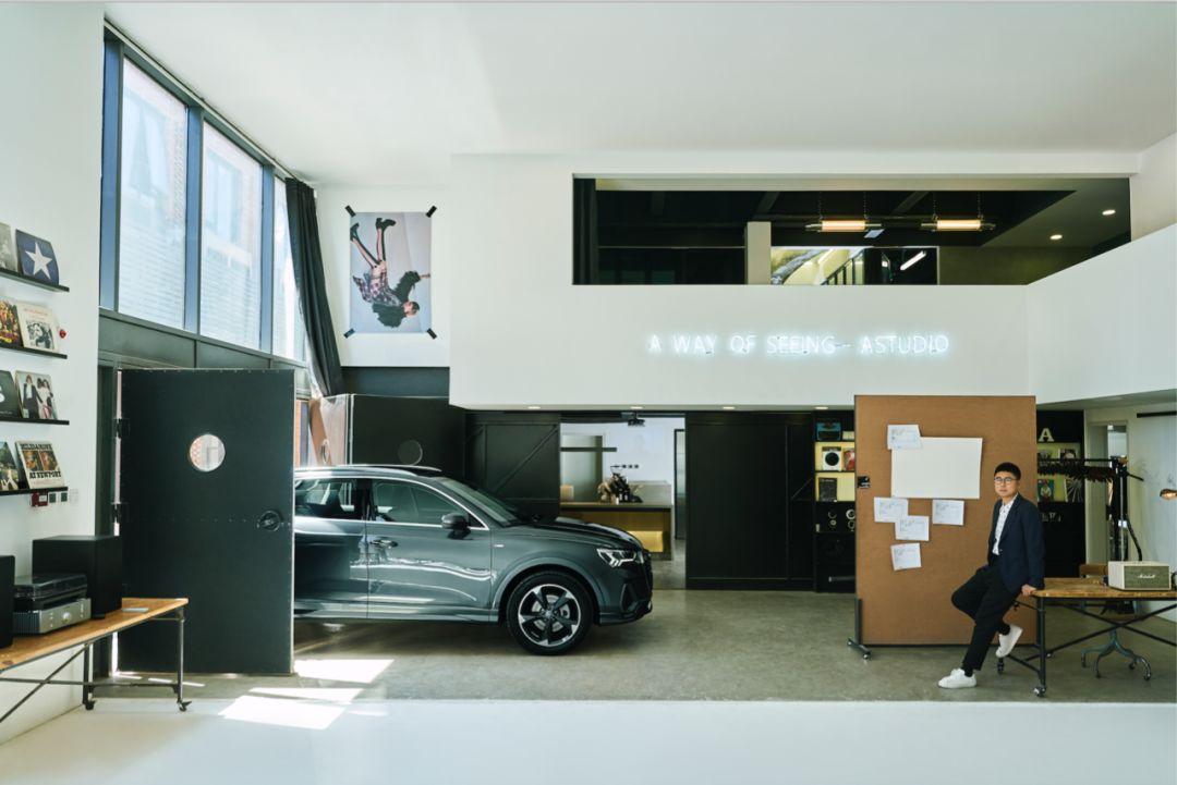 全新奥迪Q3,移动的建筑