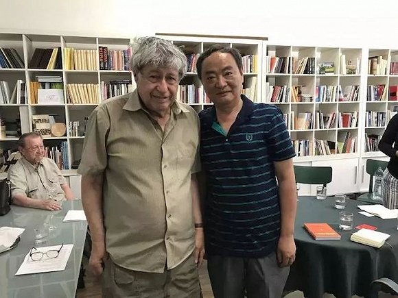 景凯旋:中国作家在表现我们共同经历的时候,没有东欧作家的深刻与力度