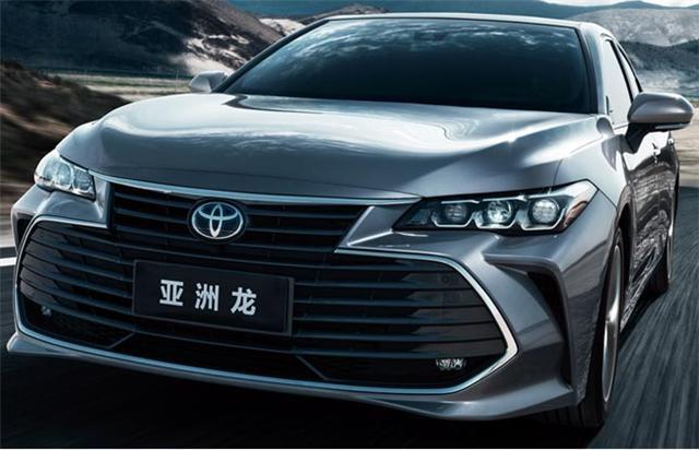 主流合资B级车第7名,亚洲龙销量合格了吗?
