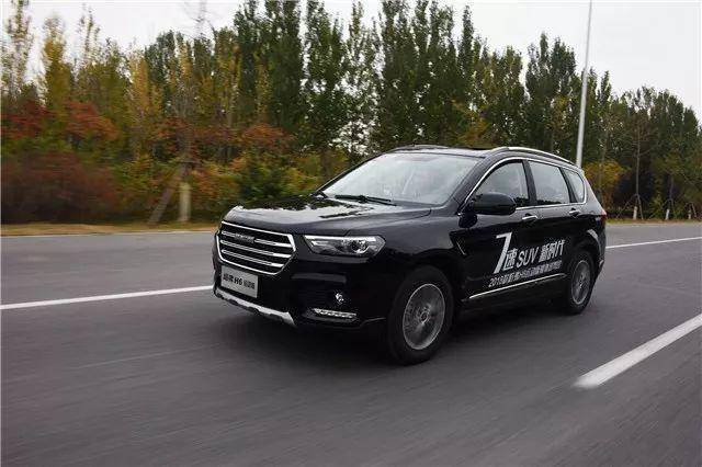 同级同价位对手都干不过它,哈弗H6为什么能成SUV销量王?
