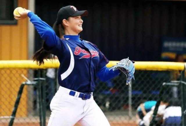 女垒运动员,而今天我们垒球到的队长中国当年的要说协会宇津木丽华.无为县羽毛球就是图片