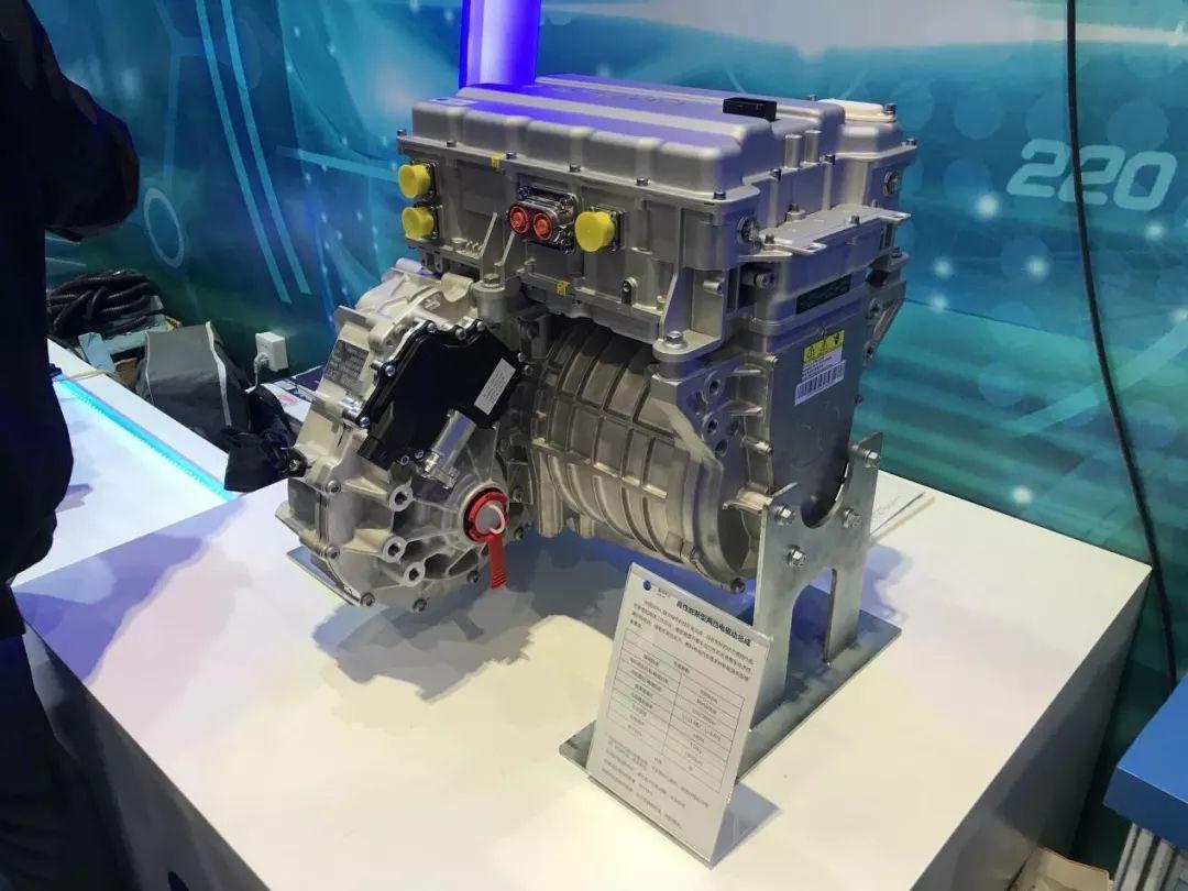 科技周 | 氢燃料电池汽车动力平台:加氢5分钟 能跑450公里