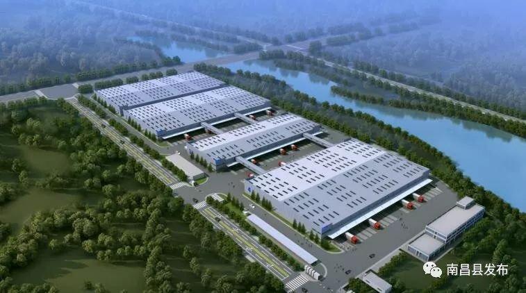 总投资约260亿元!菜鸟网络江西运营中心项目等一批项目开工!