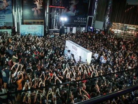 《小时光》泰国粉丝见面会场面火爆,为什么男演员比女演员更火?
