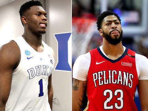 NBA状元大热锡安炮轰戴维斯,是不去鹈鹕?还是有我无眉?