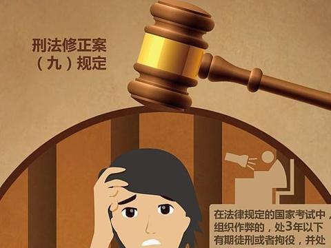 """杨八里:大学生不知替考是犯罪,年轻无知成""""枪手""""挡箭牌"""