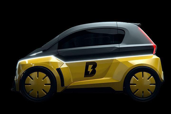 全世界跑最快的男人打造出来的车,来了