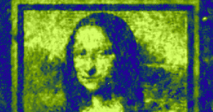 """物理学家们创造了量子领域的""""蒙娜丽莎"""""""