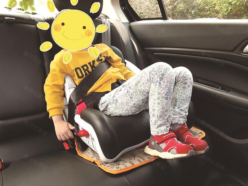 小朋友的安全交给她 70迈儿童安全座椅