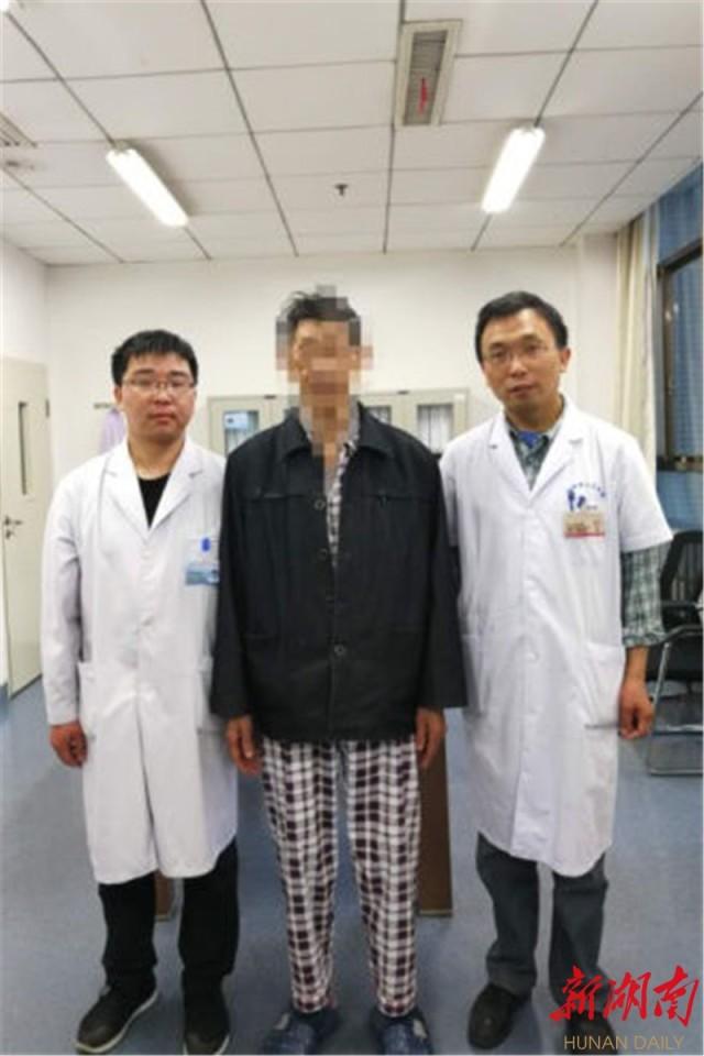 [湘西] 湘西州人民医院成功救治一高龄结肠癌并梗阻患者