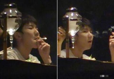 王源抽烟火到国外,被外媒点名,半年时间道歉三次人设彻底崩了